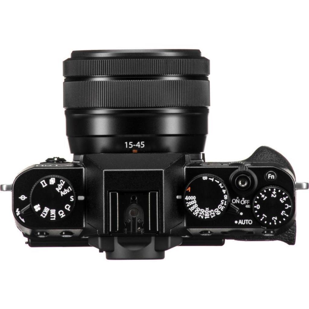 Цифровой фотоаппарат Fujifilm X-T20 XC 15-45mm F3.5-5.6 Kit Black (16584694) изображение 3