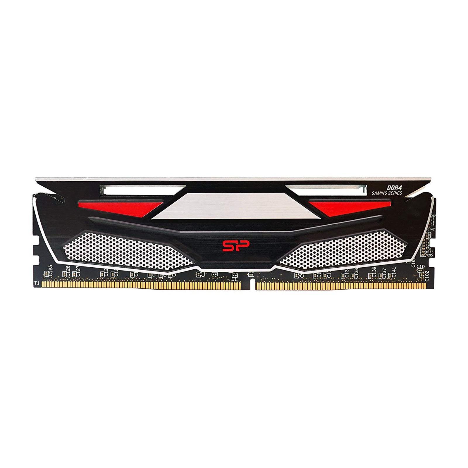 Модуль памяти для компьютера DDR4 8GB 2400 MHz Silicon Power (SP008GBLFU240BS2)