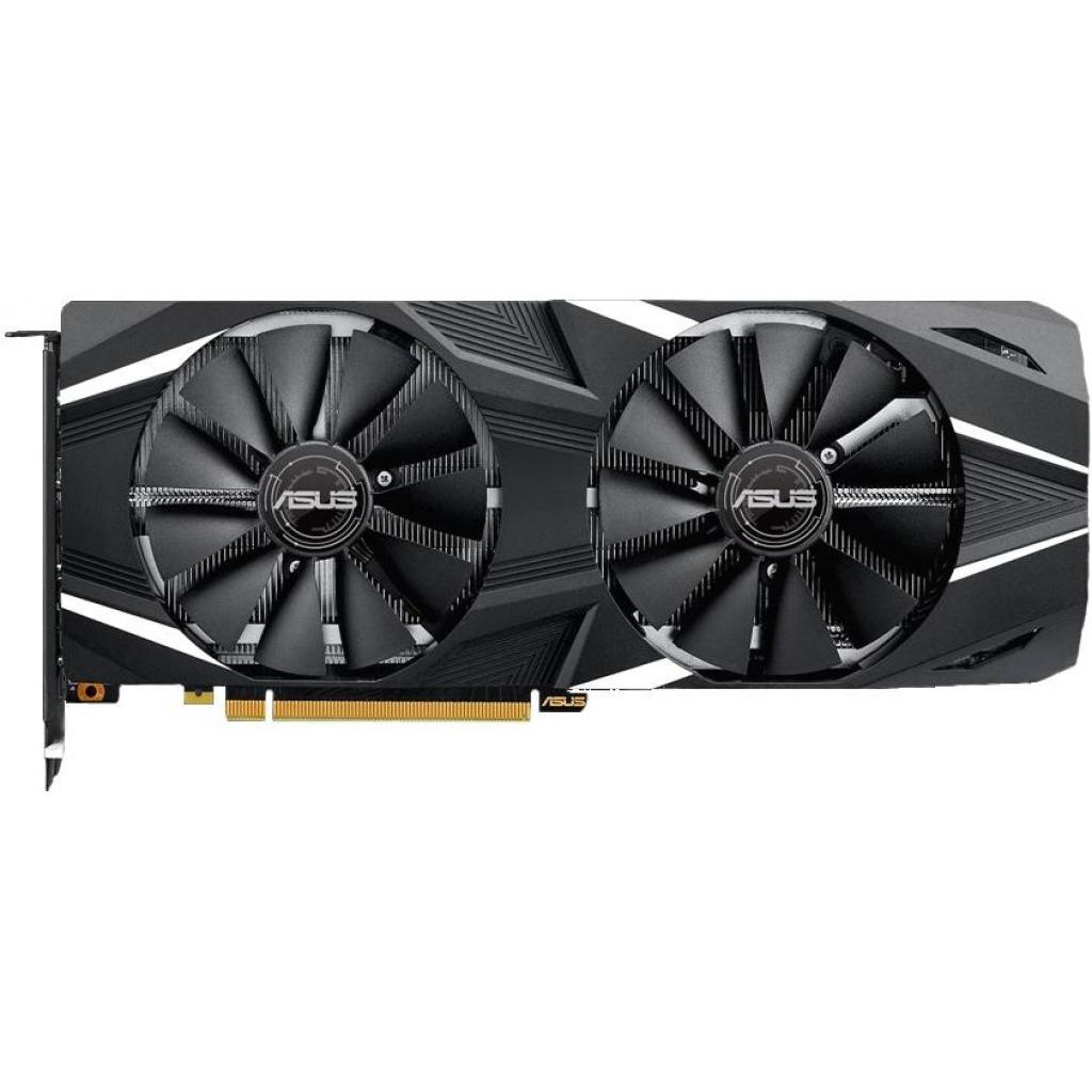 Видеокарта ASUS GeForce RTX2070 8192Mb DUAL OC (DUAL-RTX2070-O8G) изображение 2