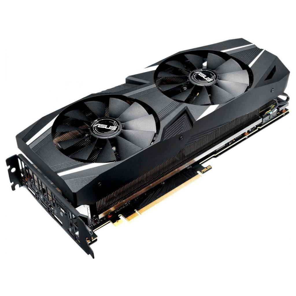 Видеокарта ASUS GeForce RTX2070 8192Mb DUAL OC (DUAL-RTX2070-O8G) изображение 3