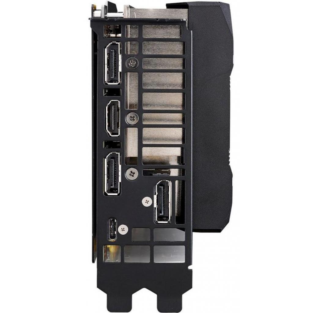 Видеокарта ASUS GeForce RTX2070 8192Mb DUAL OC (DUAL-RTX2070-O8G) изображение 5