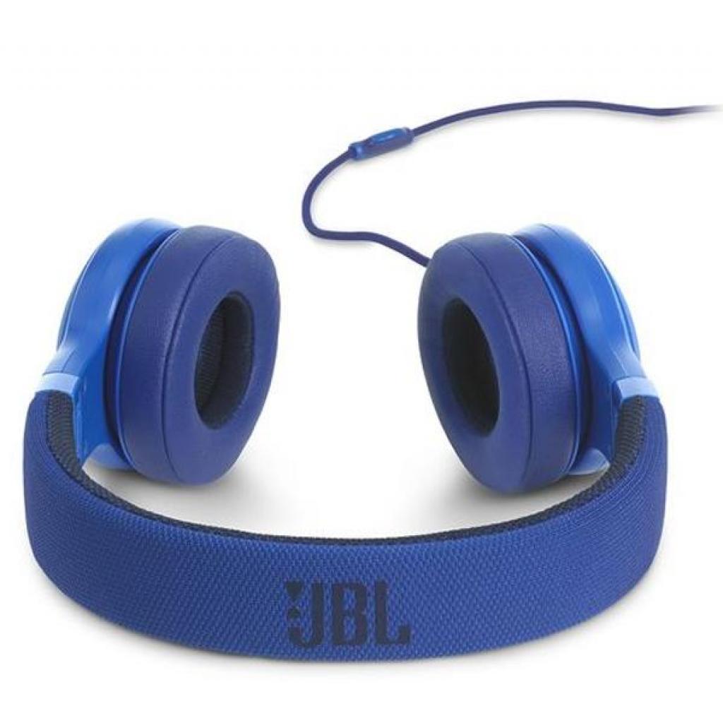 Наушники JBL E35 Blue (E35BLU) изображение 2