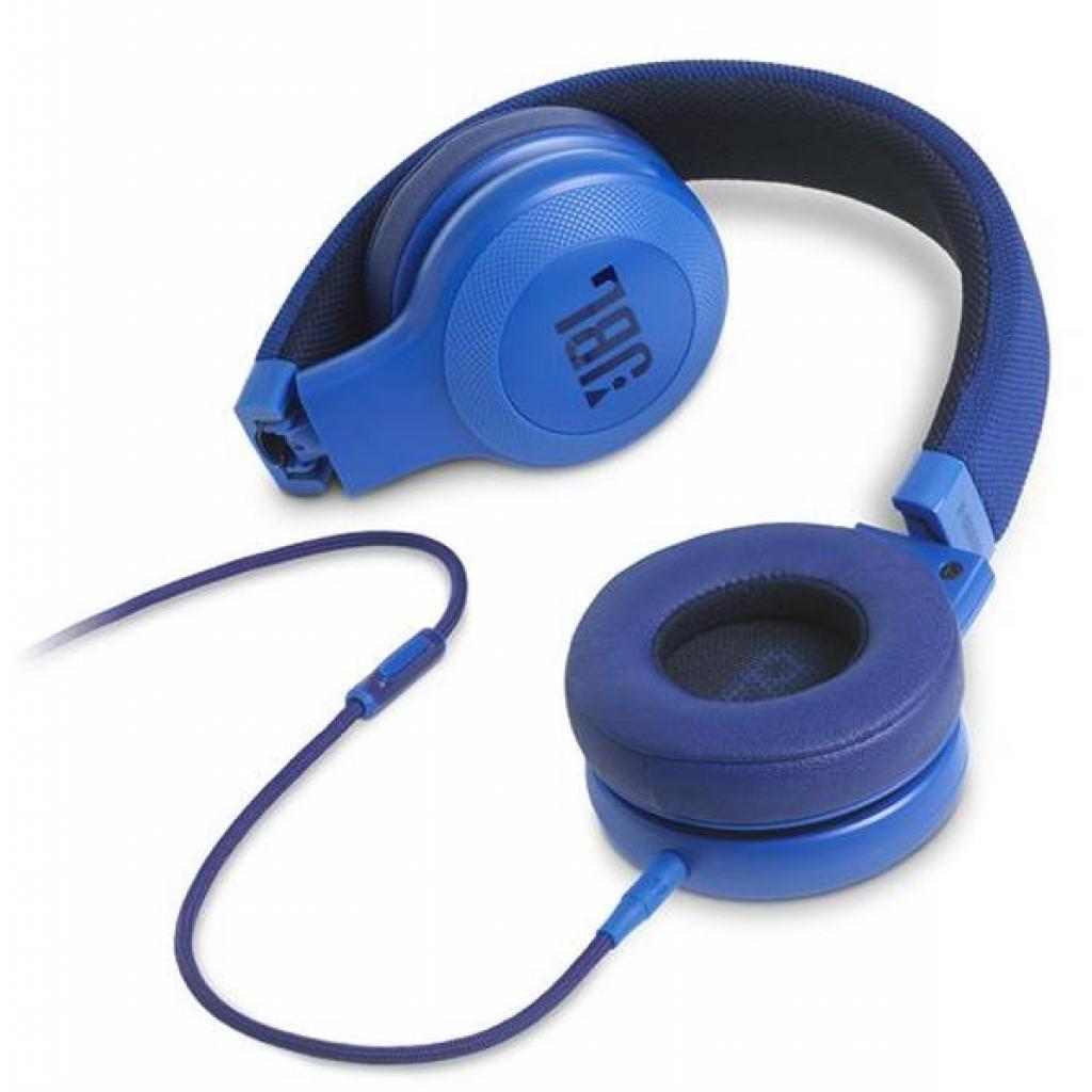 Наушники JBL E35 Blue (E35BLU) изображение 7