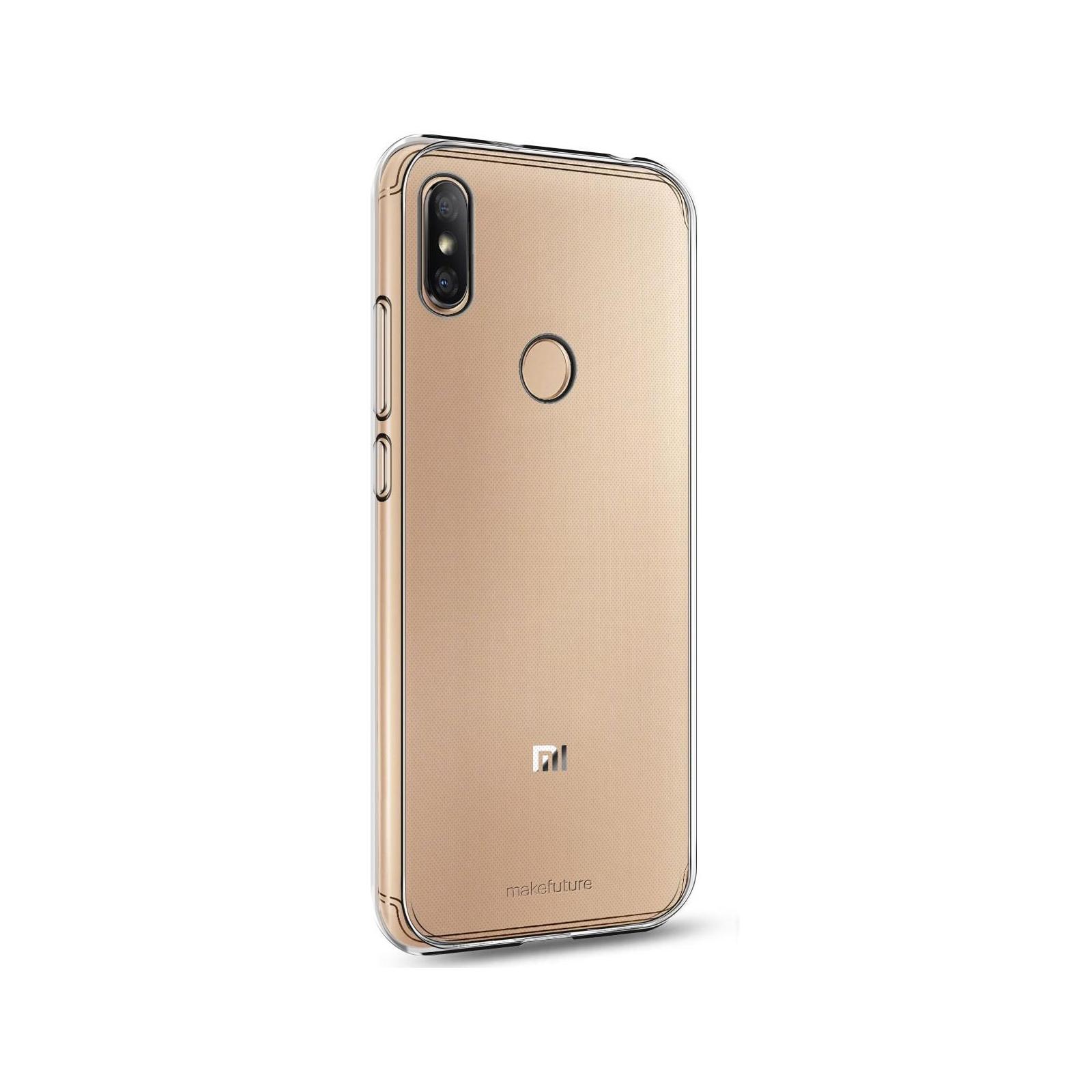 Чехол для моб. телефона MakeFuture Air Case (Clear TPU) Xiaomi Redmi S2 (MCA-XRS2) изображение 2