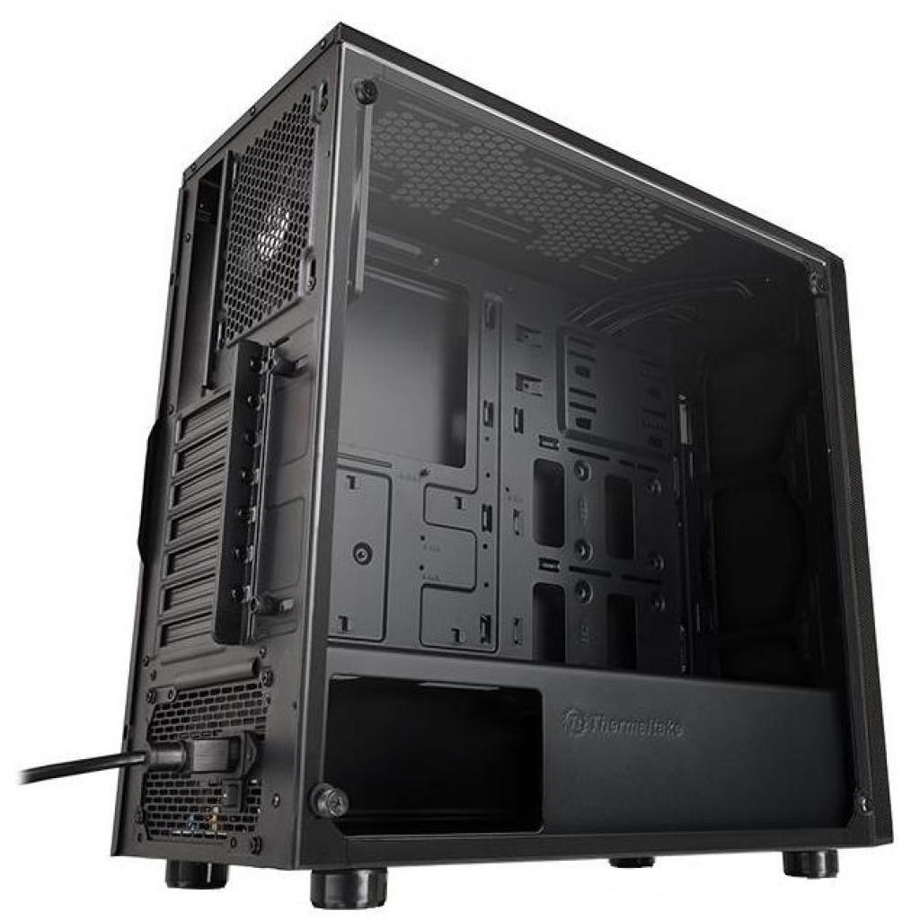 Корпус ThermalTake Versa J23 Tempered Glass Edition (CA-1L6-00M1WN-00) изображение 5