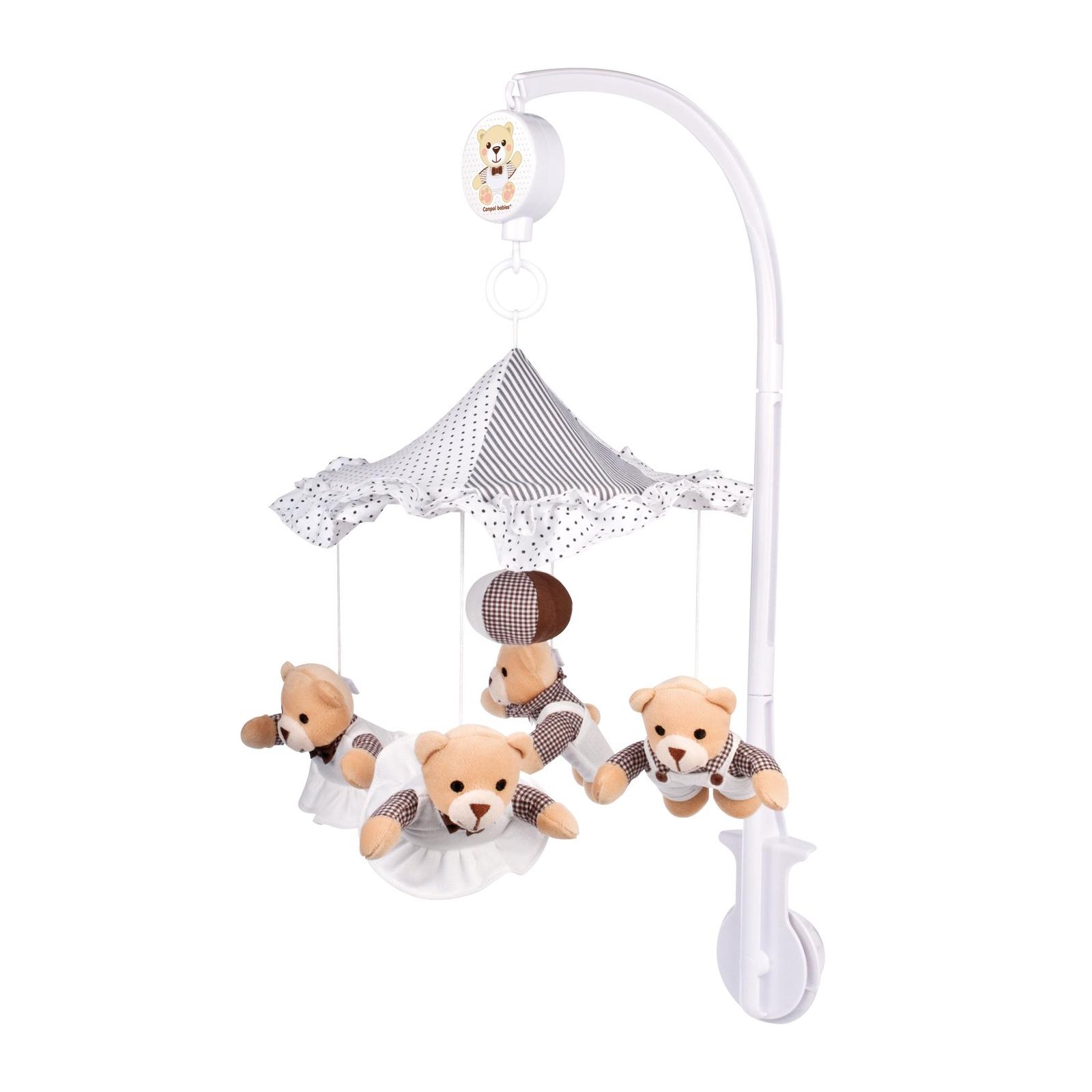 Мобиль Canpol babies Мишки под зонтиком (2/374)