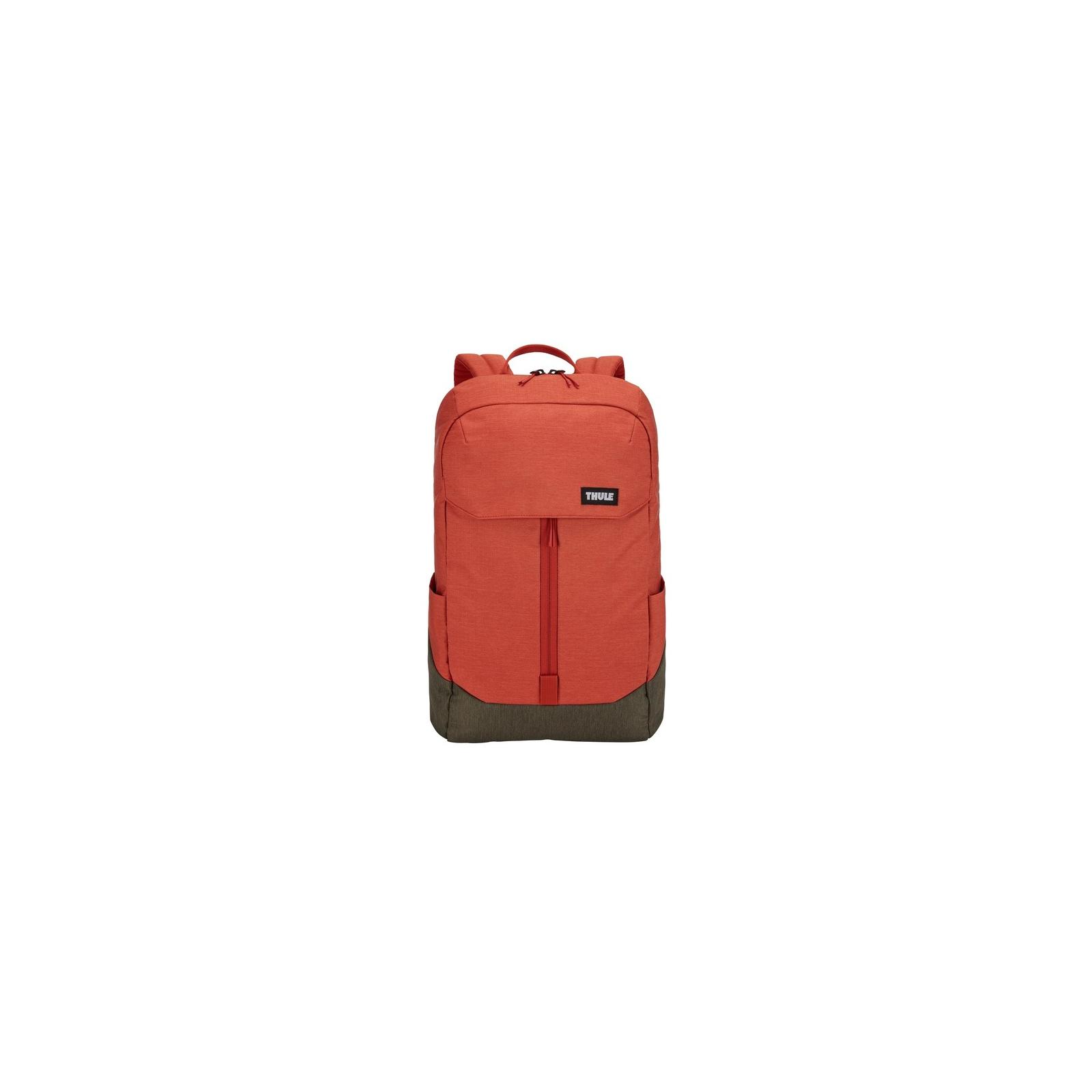 "Рюкзак для ноутбука Thule 15"" Lithos 20L Rooibos/Forest Night TLBP-116 (3203824) изображение 3"