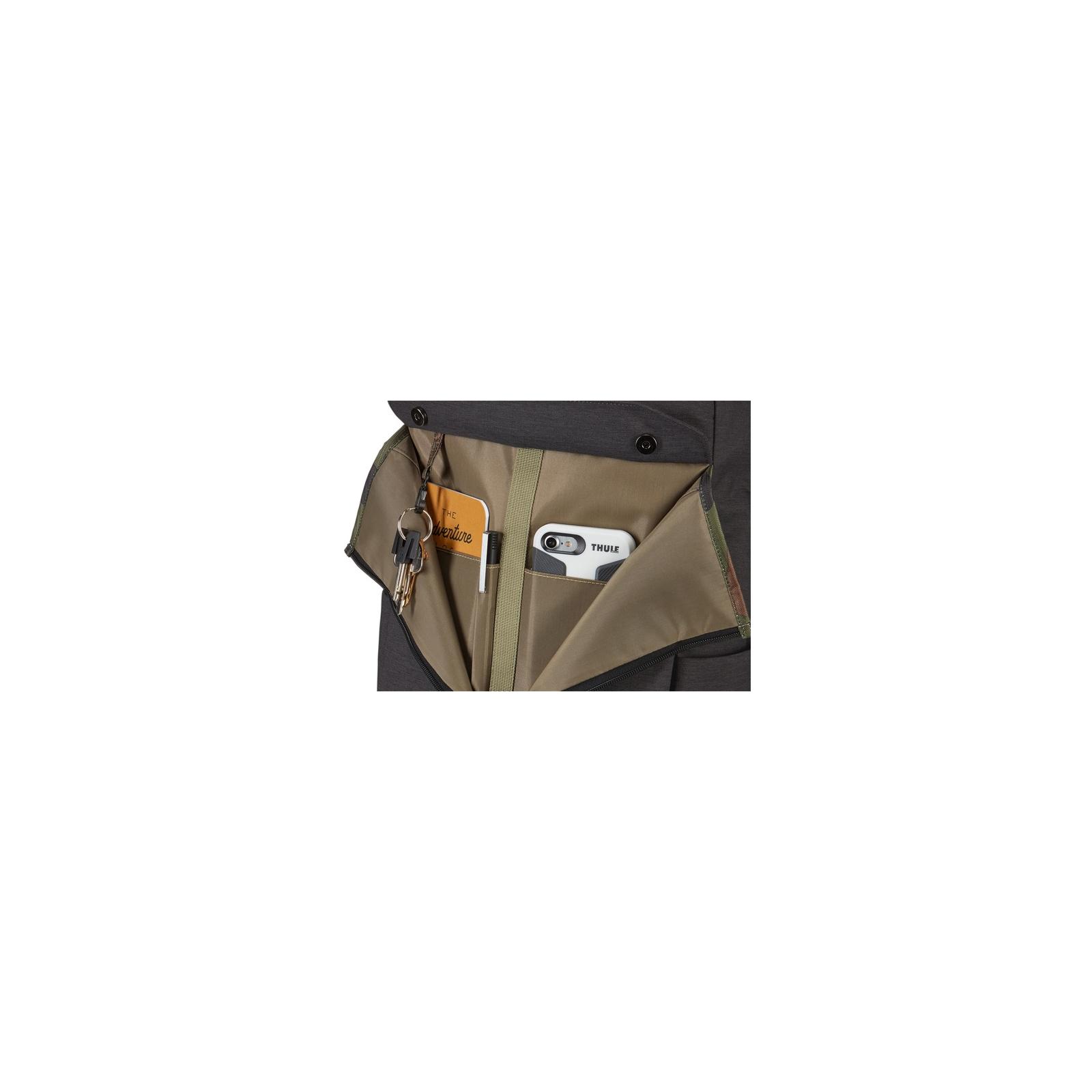 "Рюкзак для ноутбука Thule 15"" Lithos 20L Rooibos/Forest Night TLBP-116 (3203824) изображение 5"