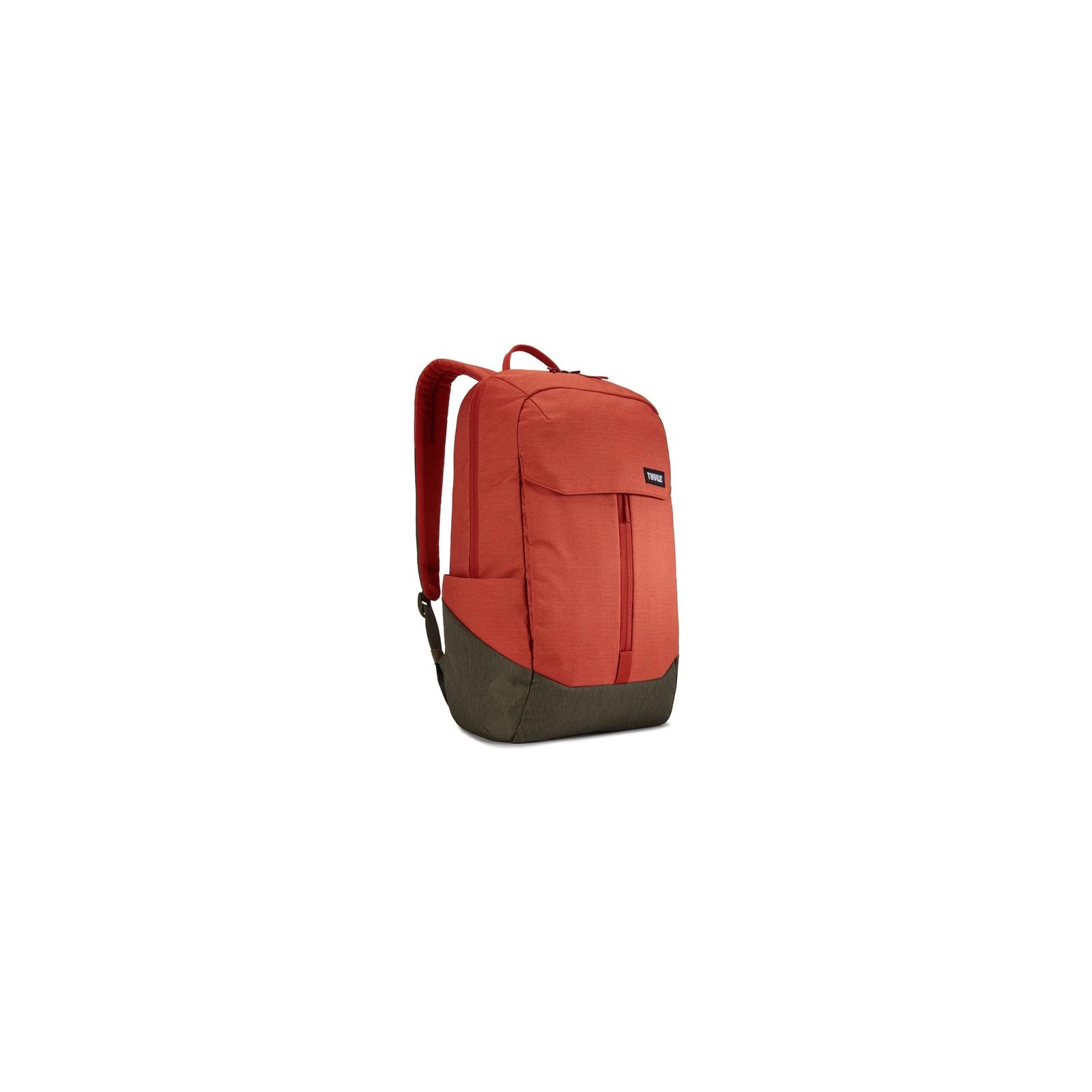 """Рюкзак для ноутбука Thule 15"""" Lithos 20L Rooibos/Forest Night TLBP-116 (3203824)"""
