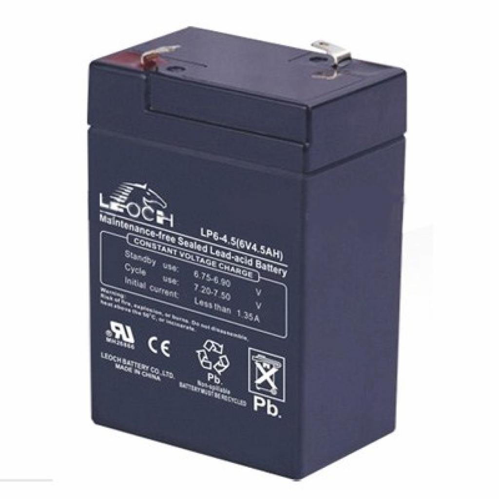 Батарея к ИБП 6В 4 Ач GEMIX (LP6-4)