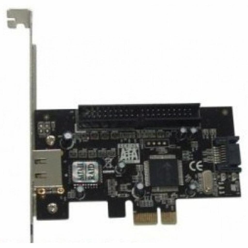 Контроллер PCIe to eSATA/SATA/IDE MAXXTRO (XeSSI)