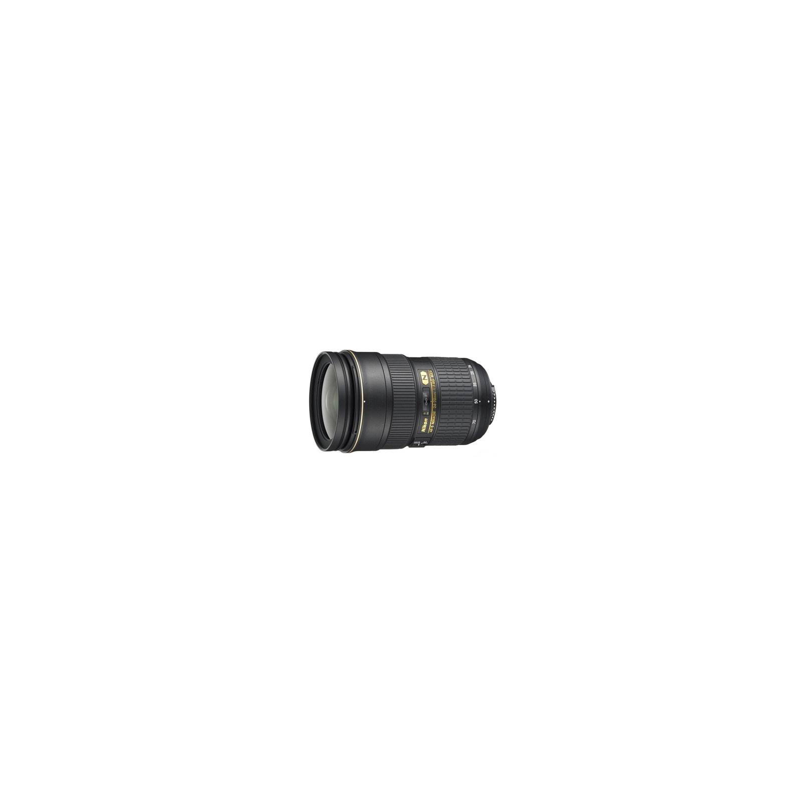 Объектив Nikkor AF-S 24-70mm f/2.8G ED Nikon (JAA802DA)