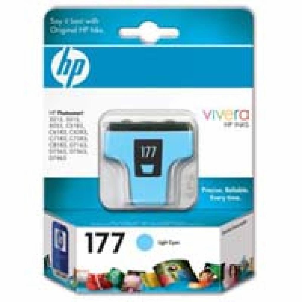 Картридж HP DJ No.177 Light Cyan (C8774HE)