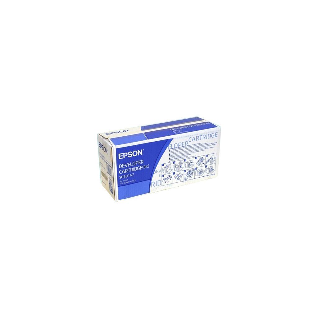 Картридж EPSON EPL-6200/6200L DevelopmentCartridge (C13S050167)