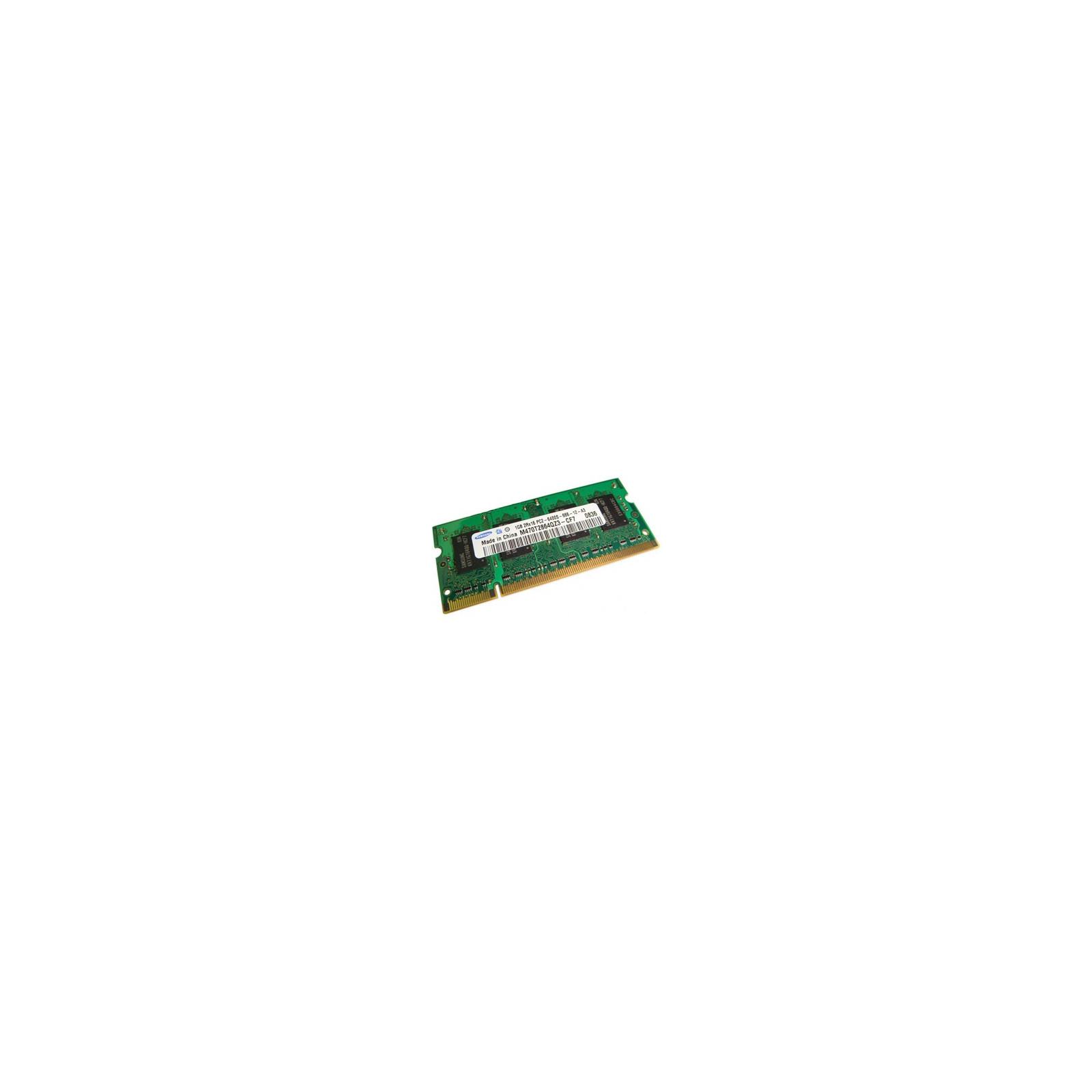 Модуль памяти для ноутбука SoDIMM DDR2 1GB 800 MHz Samsung (M470T2864FB3-CF7 / M470T2864EH3-CF7)
