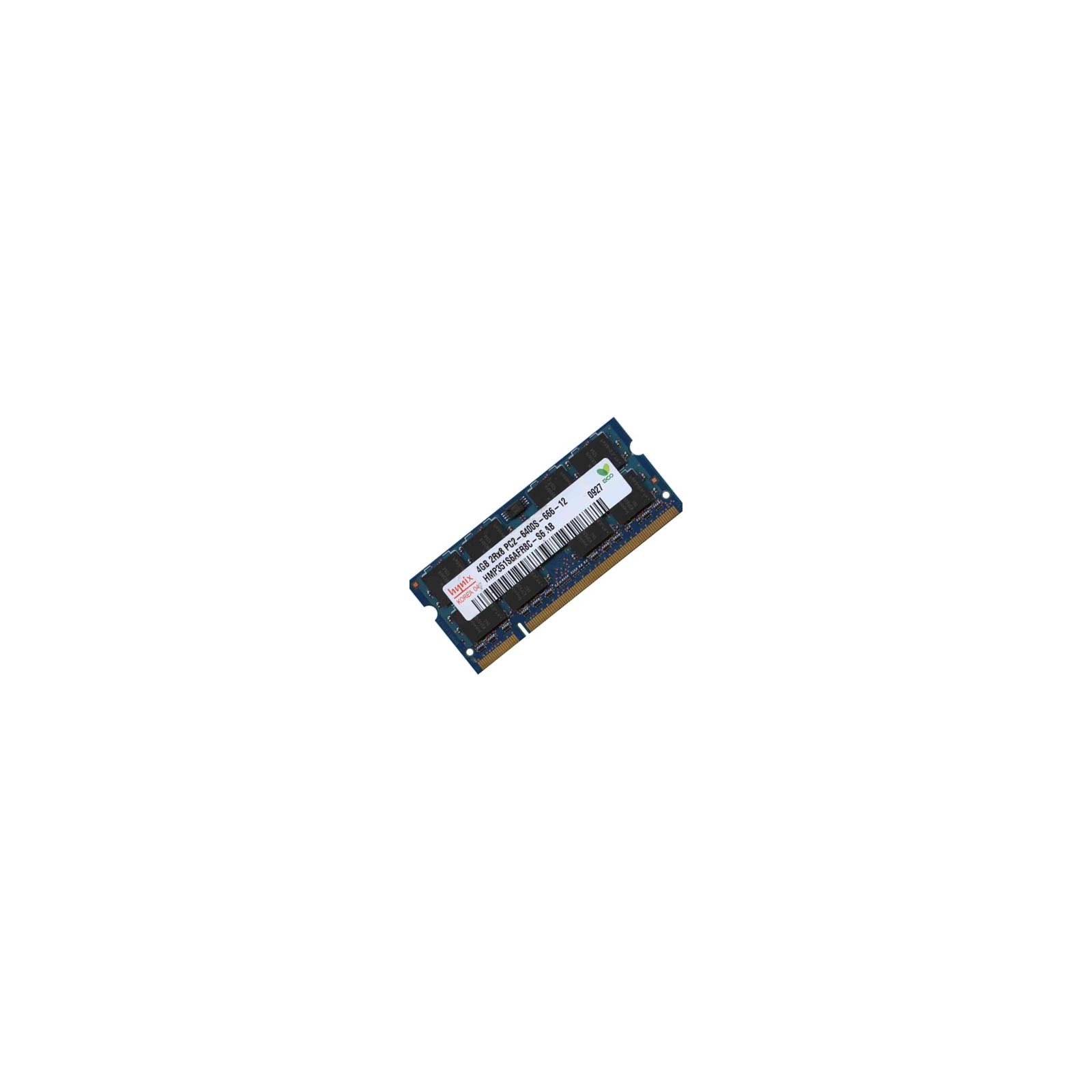 Модуль памяти для ноутбука SoDIMM DDR2 4GB 800 MHz Hynix (HMP351S6AFR8C-S6)