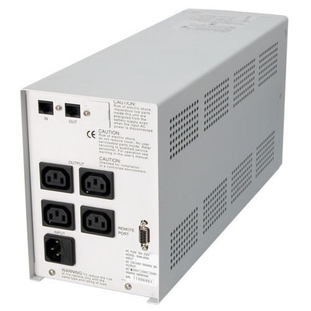 Источник бесперебойного питания SMK-3000A-LCD RM Powercom изображение 2