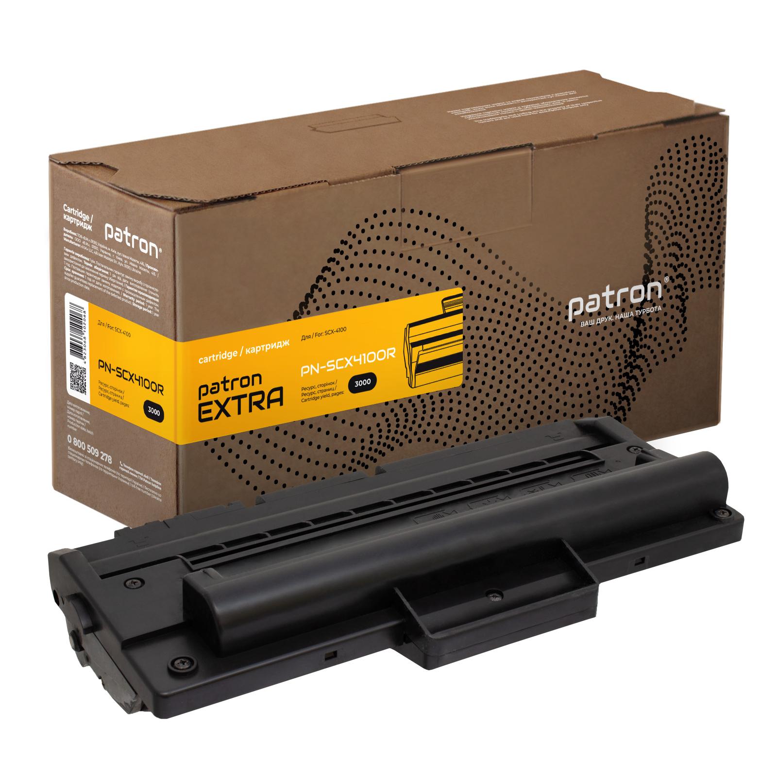 Картридж PATRON SAMSUNG SCX-4100 EXTRA (PN-SCX4100R)
