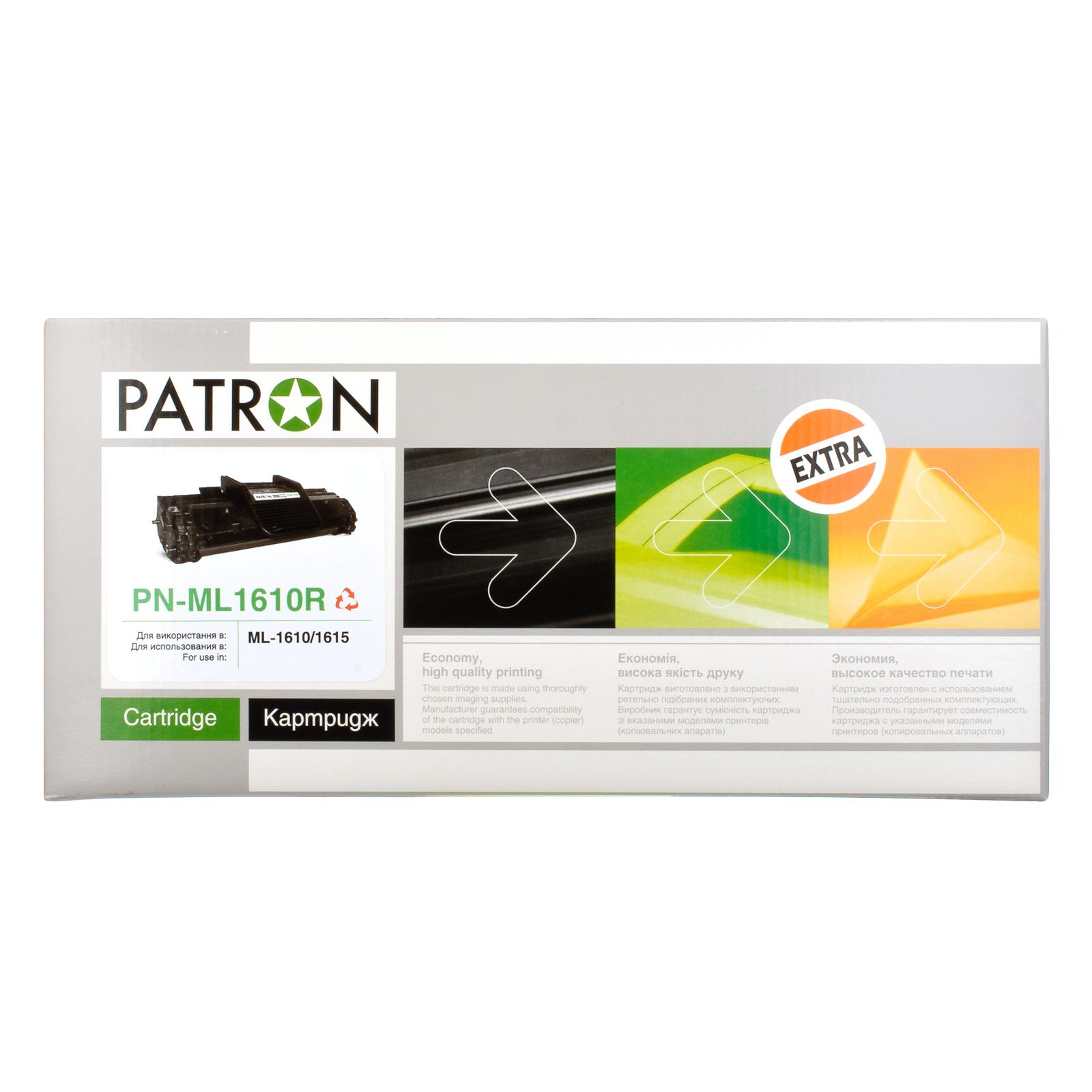 Картридж PATRON SAMSUNG ML-1610D2 Extra (PN-ML1610R) изображение 3