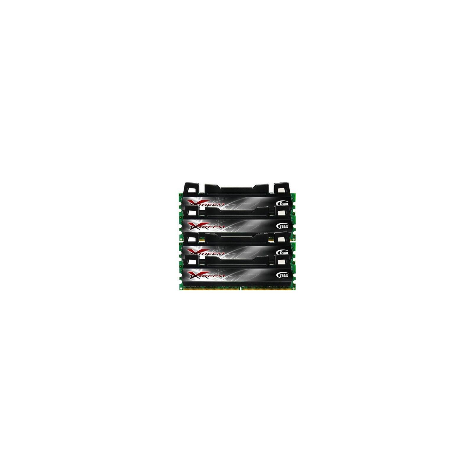 Модуль памяти для компьютера DDR3 32GB (4x8GB) 2400 MHz Team (TXD332G2400HC10QQC01)