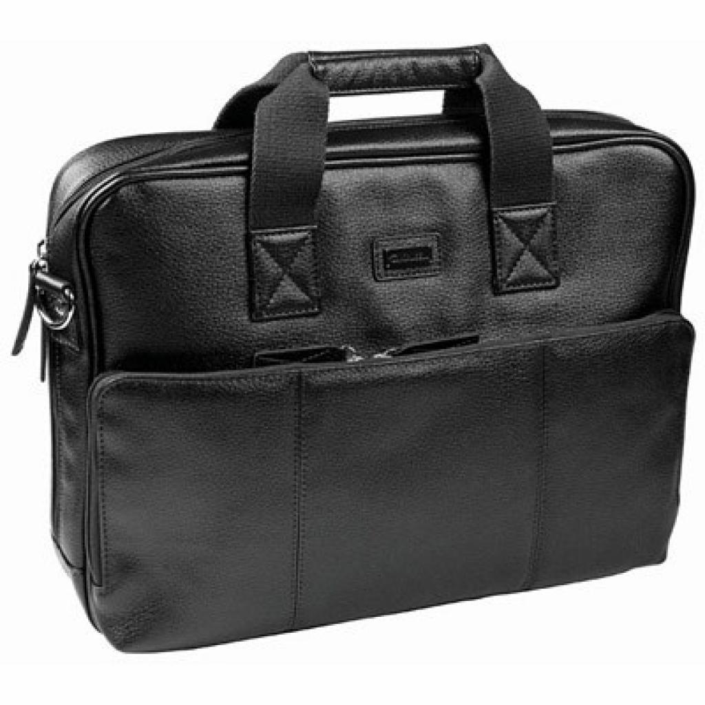 """Сумка для ноутбука Krusell 18"""" Ystad Laptop Bag black (71268)"""