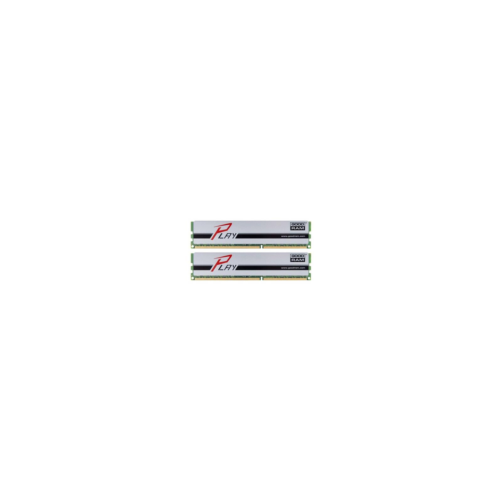 Модуль памяти для компьютера DDR3 8GB (2x4GB) 1600 MHz GOODRAM (GYS1600D364L9/8GDC)