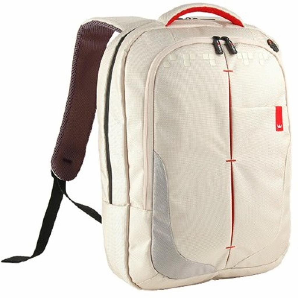 Рюкзак для ноутбука Crown 15.6 Genuine white (BPG4415W)
