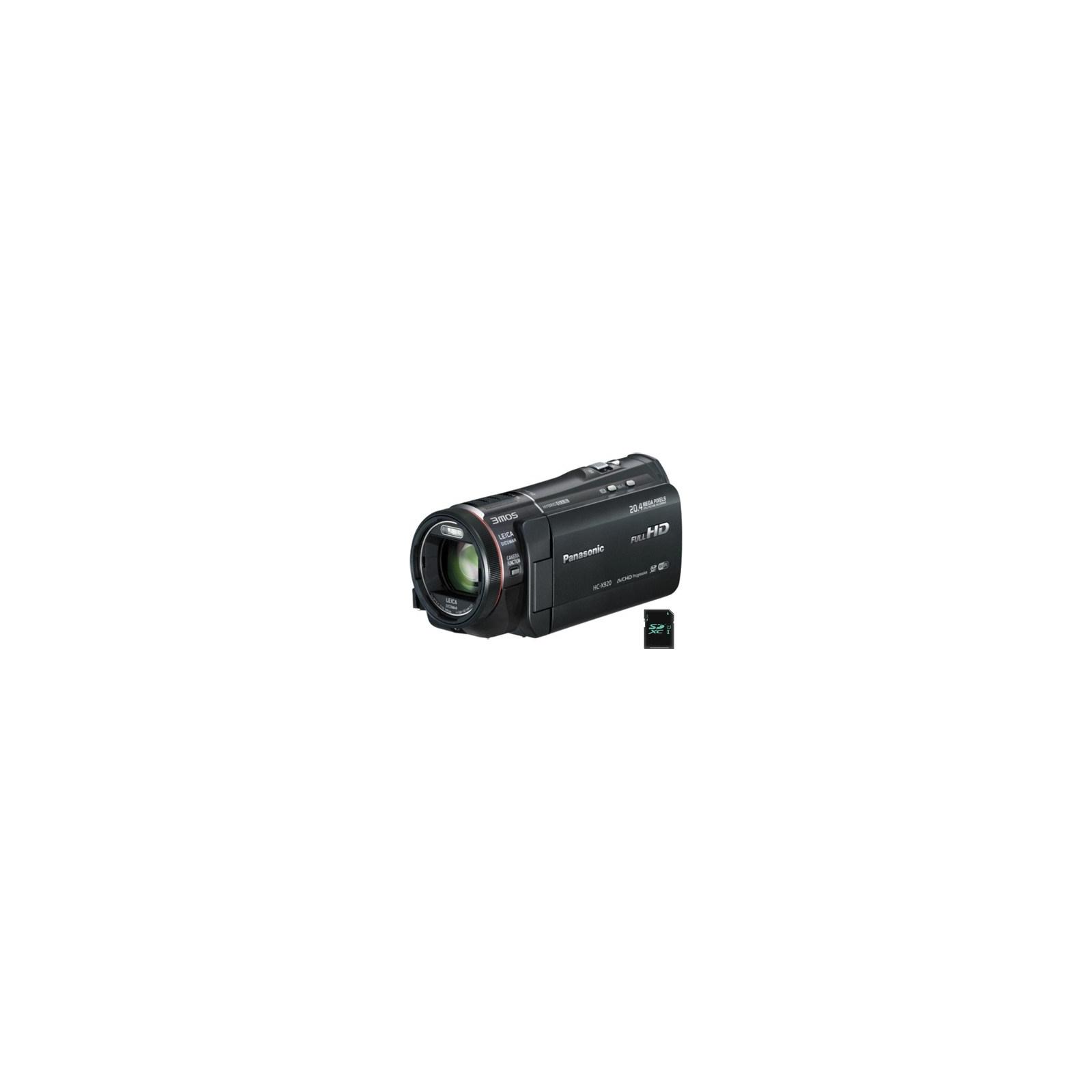 Цифровая видеокамера PANASONIC HC-X920 (HC-X920EE-K)