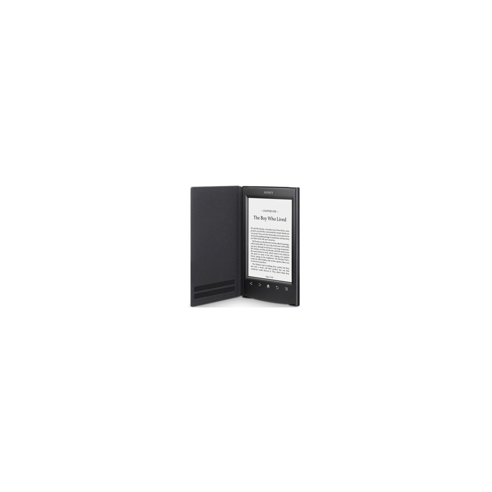 Чехол для электронной книги SONY SC22B black для PRS-T2 (PRSASC22B.WW) изображение 2