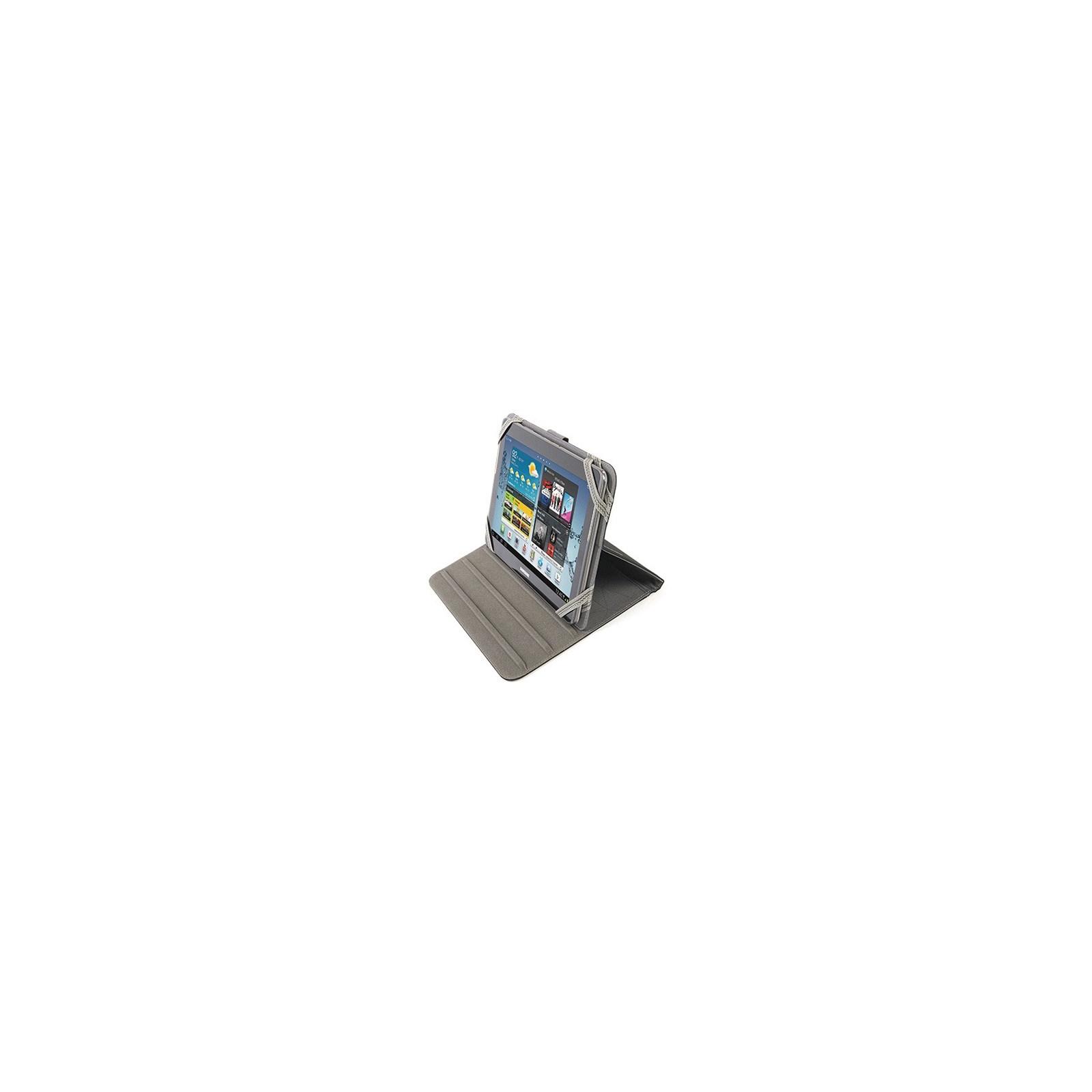 "Чехол для планшета Tucano 10"" Facile Stand Black (TAB-FA10) изображение 3"
