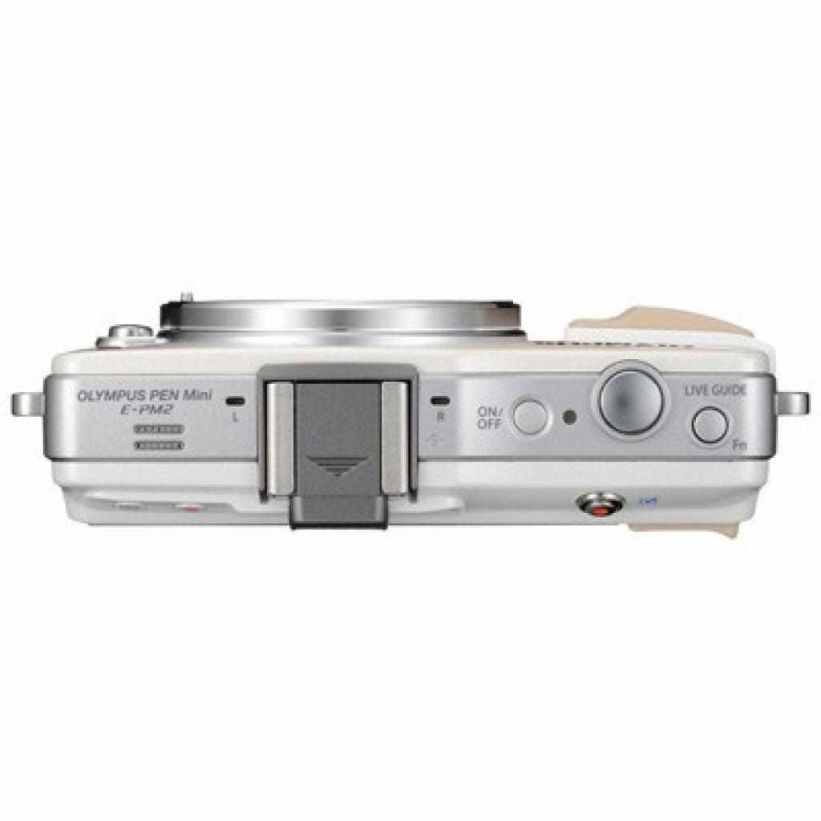 Цифровой фотоаппарат OLYMPUS PEN E-PM2 14-42 mm kit Flash Air white/silver (V206021WE010) изображение 3