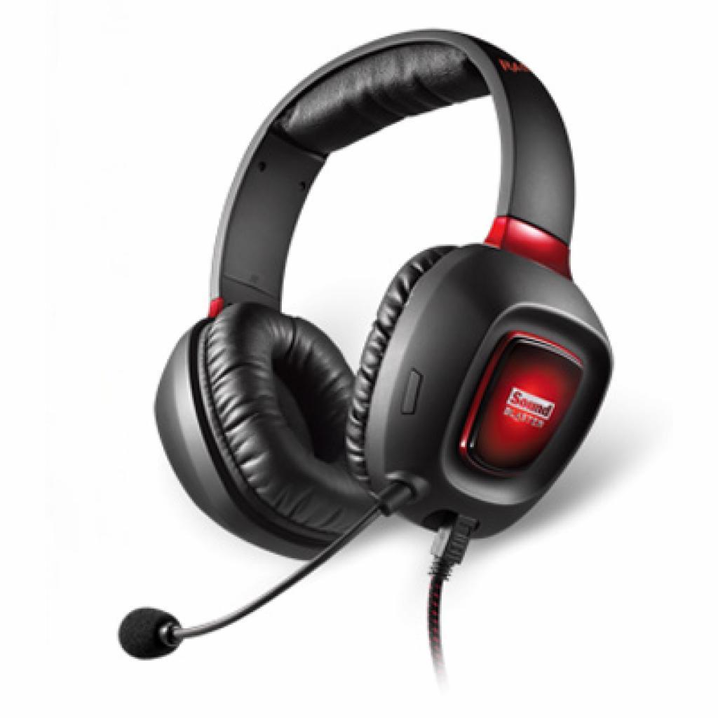 Наушники CREATIVE Sound Blaster Tactic3D Rage USB (70GH023000002)