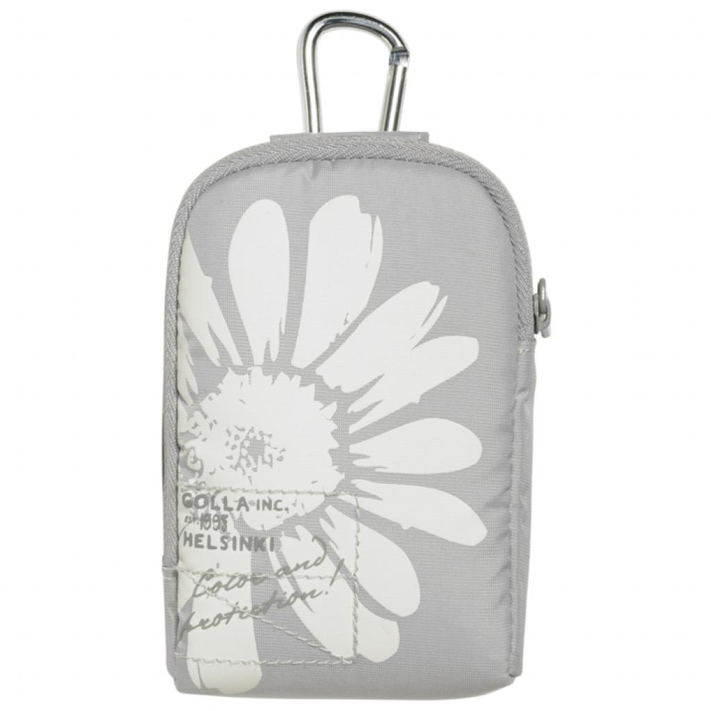 Фото-сумка Golla Digi Bag Nicole polyester /light gray (G1357)