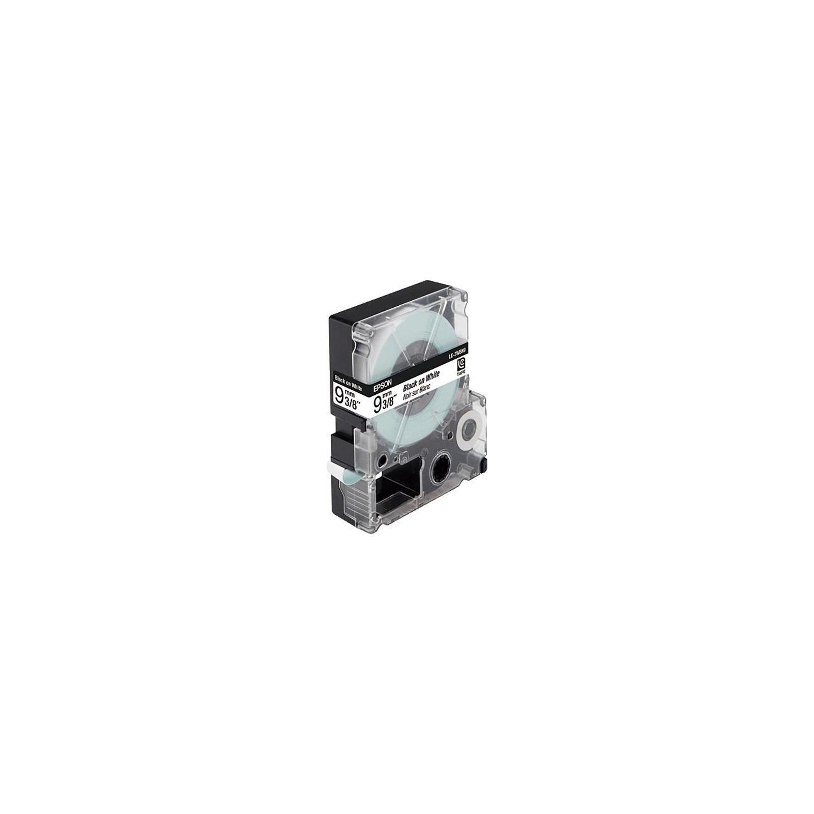 Лента для принтера этикеток EPSON Labelworks LC-3WBN9 (C53S624402)
