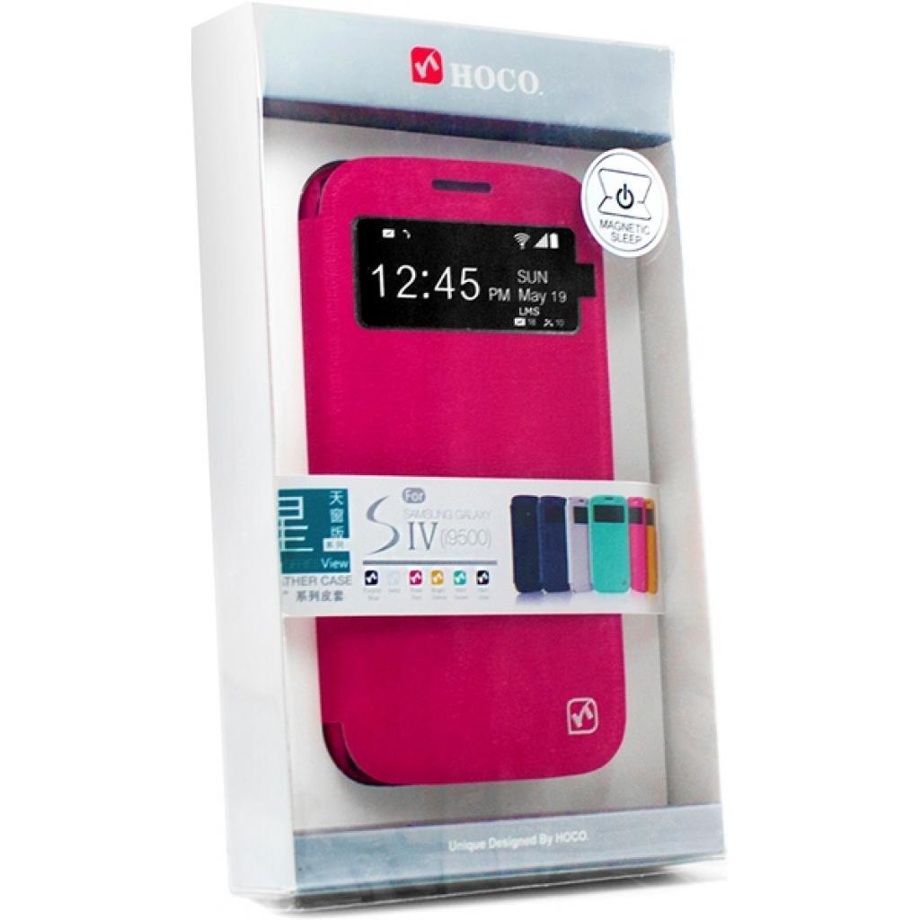 Чехол для моб. телефона HOCO для Samsung I9500 Galaxy S4 /Classic View Duke/ HS-L041 (6061195)