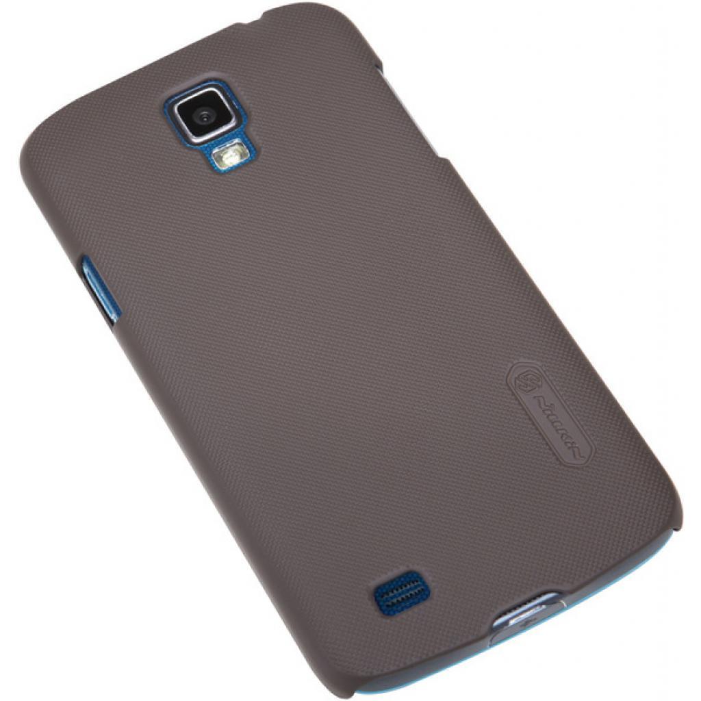 Чехол для моб. телефона NILLKIN для Samsung I9295 /Super Frosted Shield/Brown (6077024) изображение 2