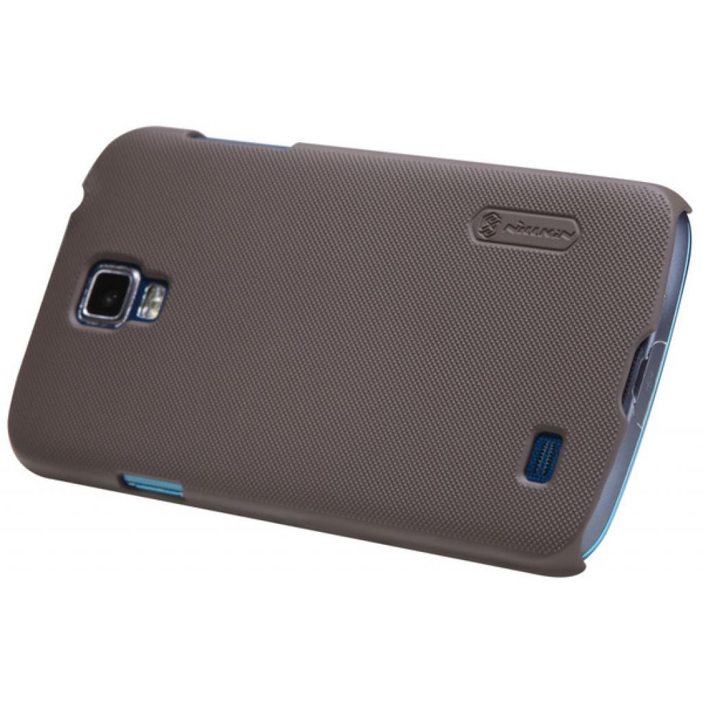 Чехол для моб. телефона NILLKIN для Samsung I9295 /Super Frosted Shield/Brown (6077024) изображение 3