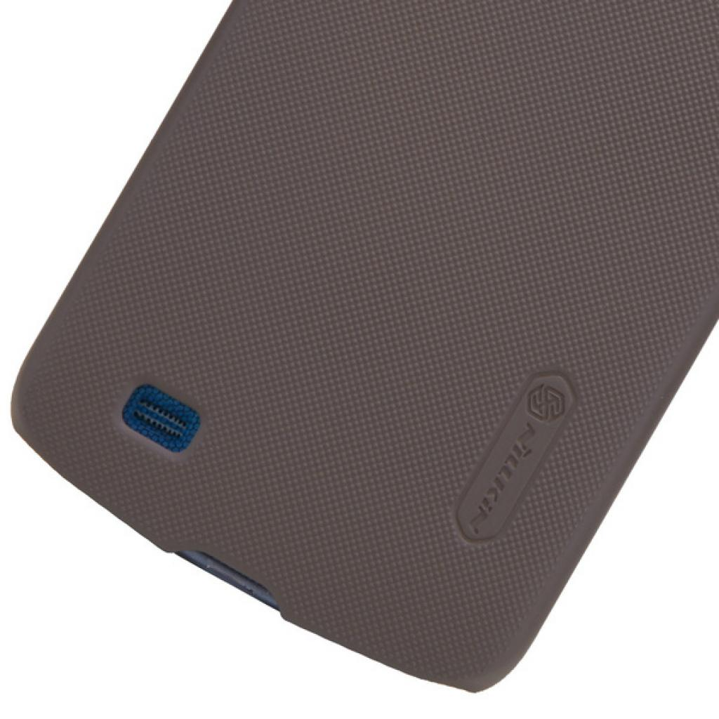 Чехол для моб. телефона NILLKIN для Samsung I9295 /Super Frosted Shield/Brown (6077024) изображение 4