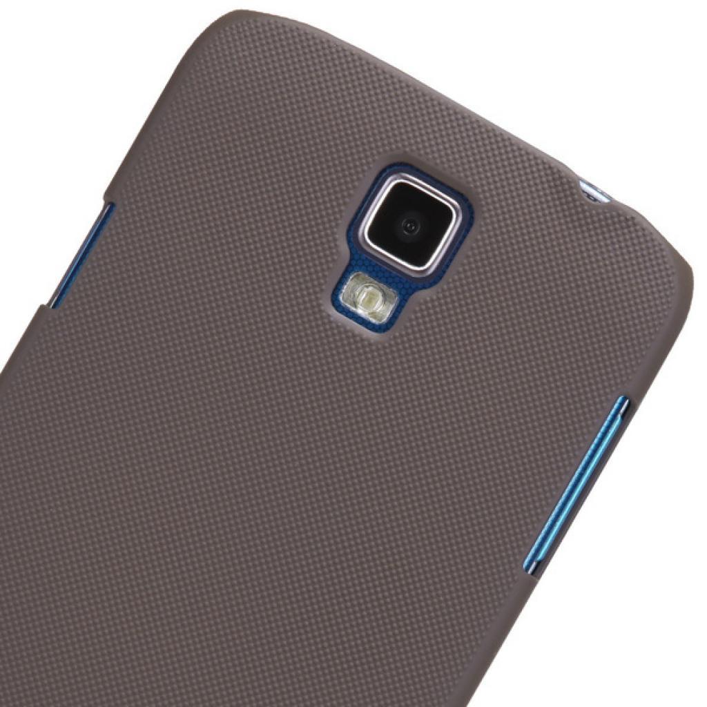 Чехол для моб. телефона NILLKIN для Samsung I9295 /Super Frosted Shield/Brown (6077024) изображение 5