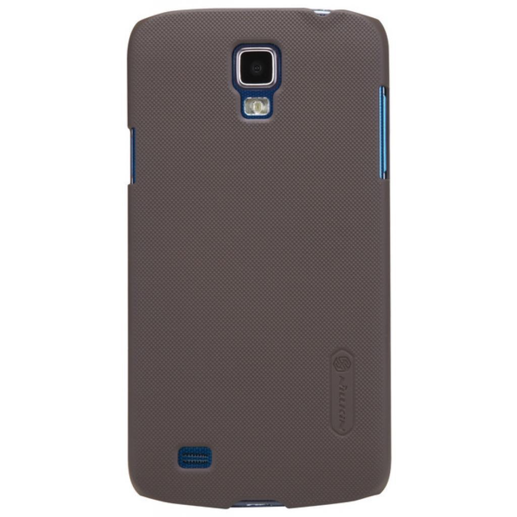Чехол для моб. телефона NILLKIN для Samsung I9295 /Super Frosted Shield/Brown (6077024)