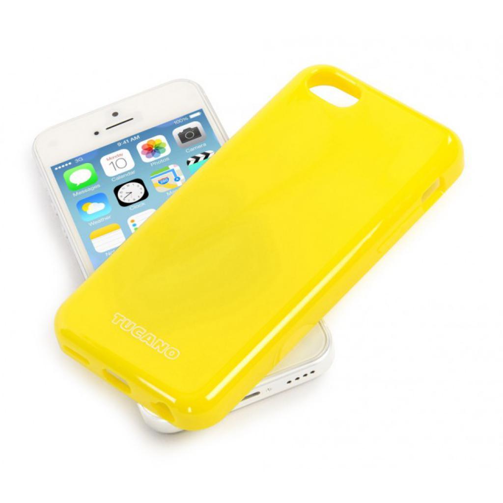 Чехол для моб. телефона Tucano iPhone 5С /Velo/Acid green (IPHCV-VA) изображение 4