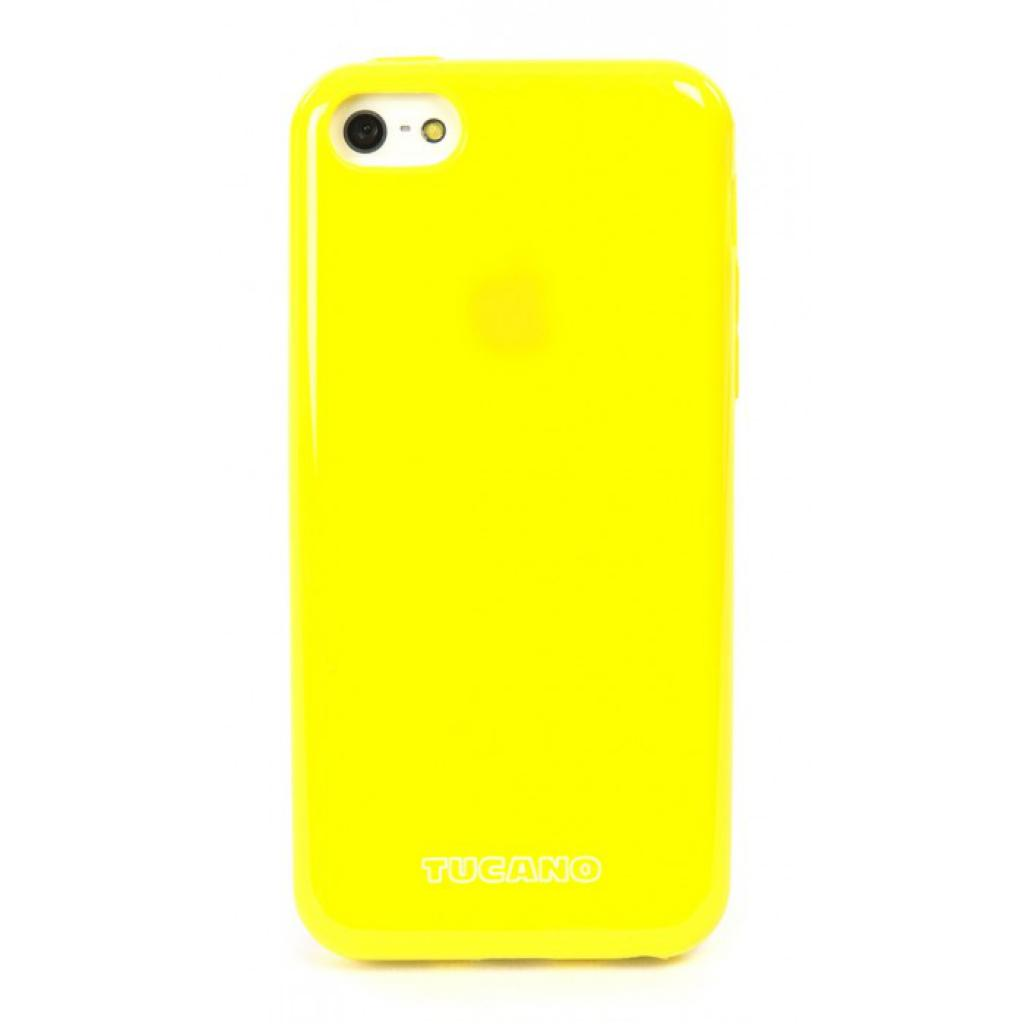 Чехол для моб. телефона Tucano iPhone 5С /Velo/Acid green (IPHCV-VA)