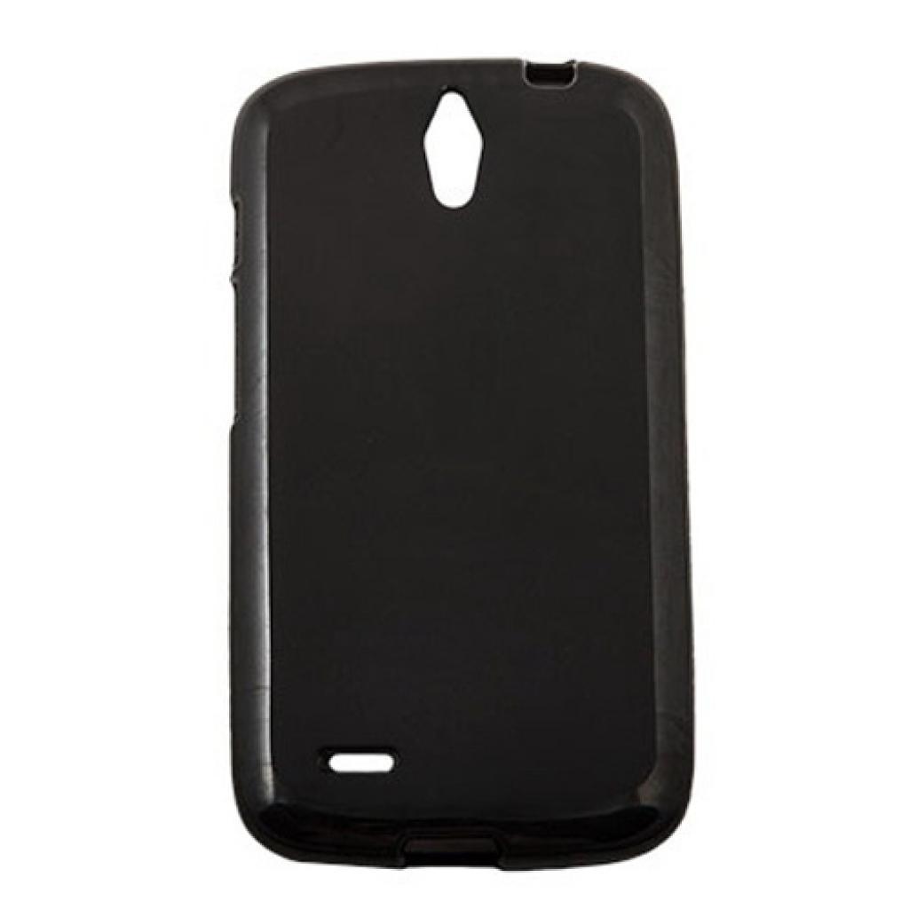 Чехол для моб. телефона для Huawei G610 (Black) Elastic PU Drobak (218404)