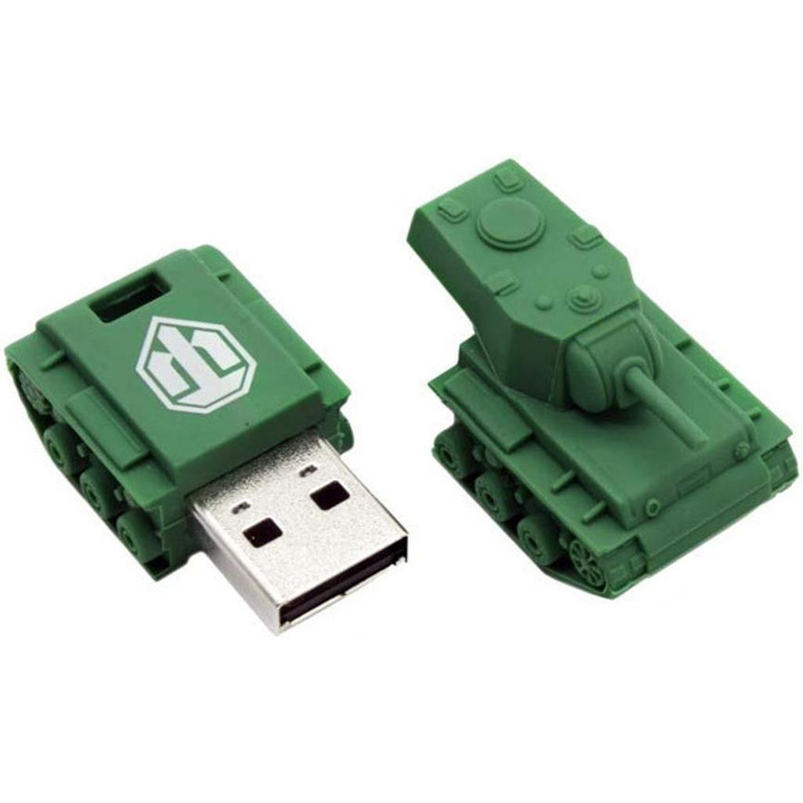USB флеш накопитель Kingston 64 GB Custom Rubber Tank (DT-TANK/64GB) изображение 3