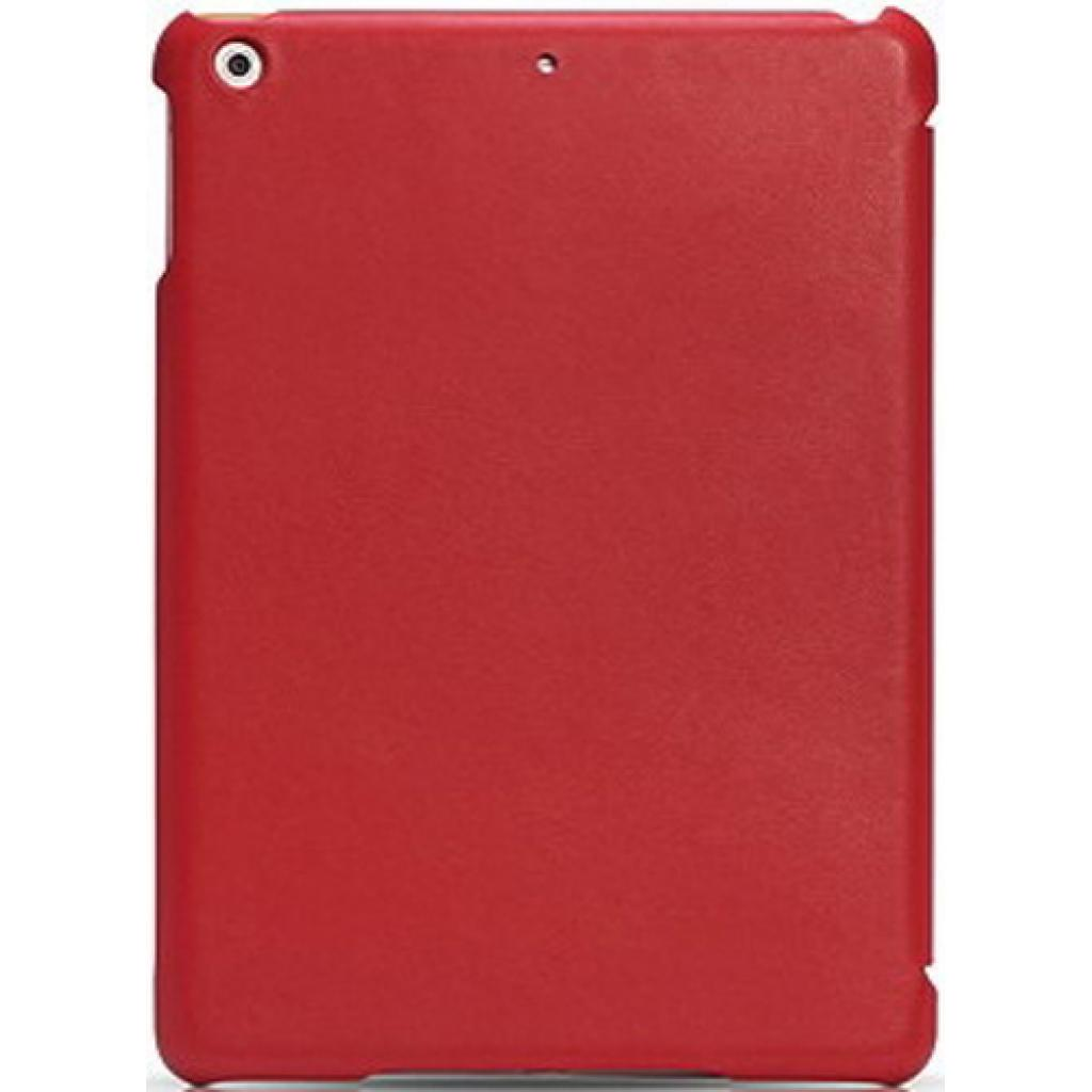 Чехол для планшета i-Carer iPad Air Ultra thin genuine leather series red (RID501red) изображение 2