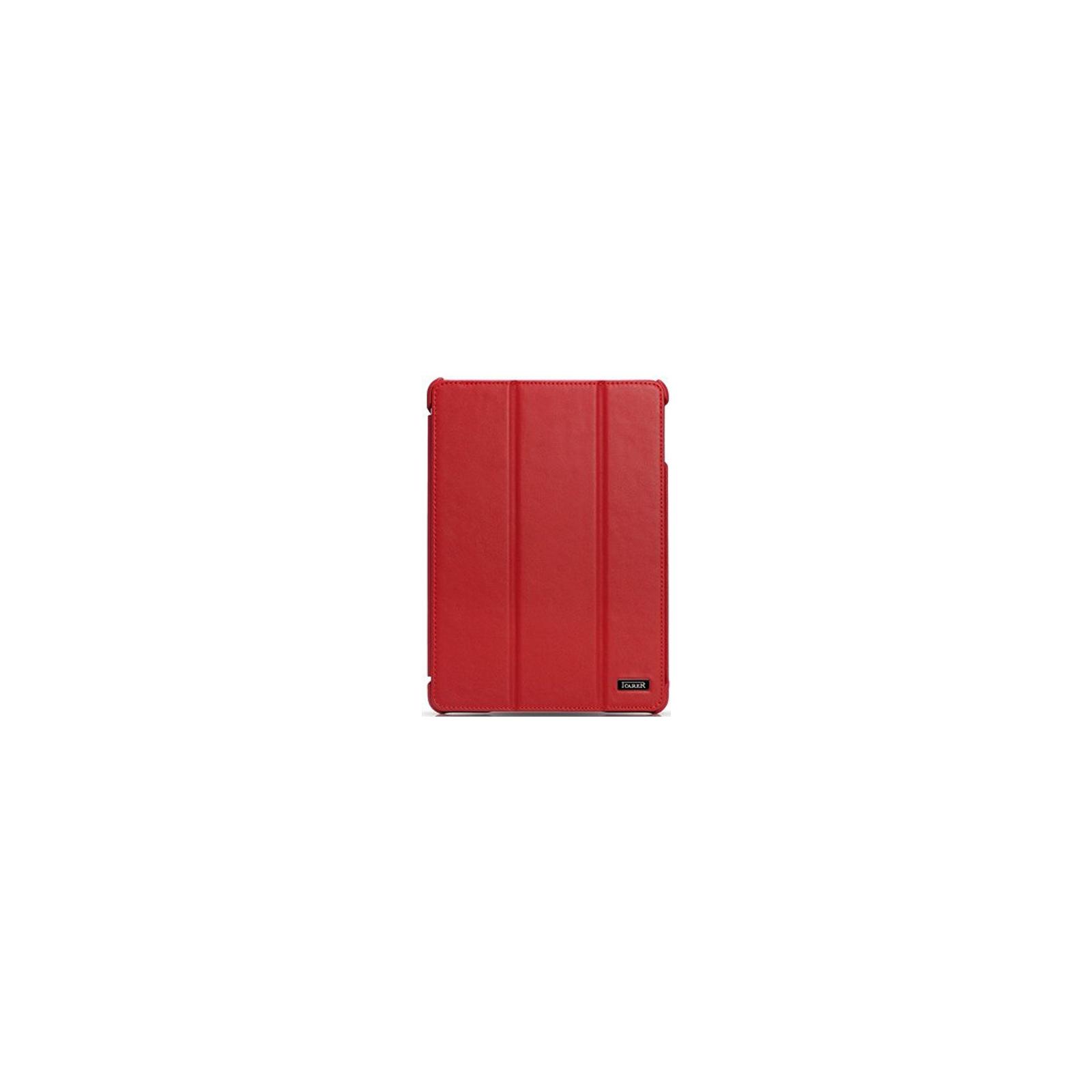 Чехол для планшета i-Carer iPad Air Ultra thin genuine leather series red (RID501red)