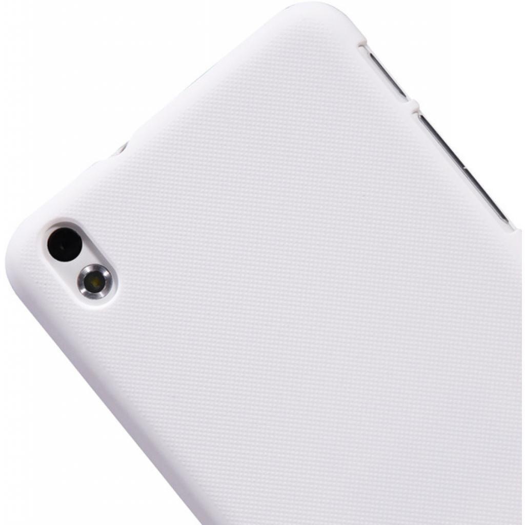 Чехол для моб. телефона NILLKIN для HTC Desire 816 /Super Frosted Shield/White (6147101) изображение 4