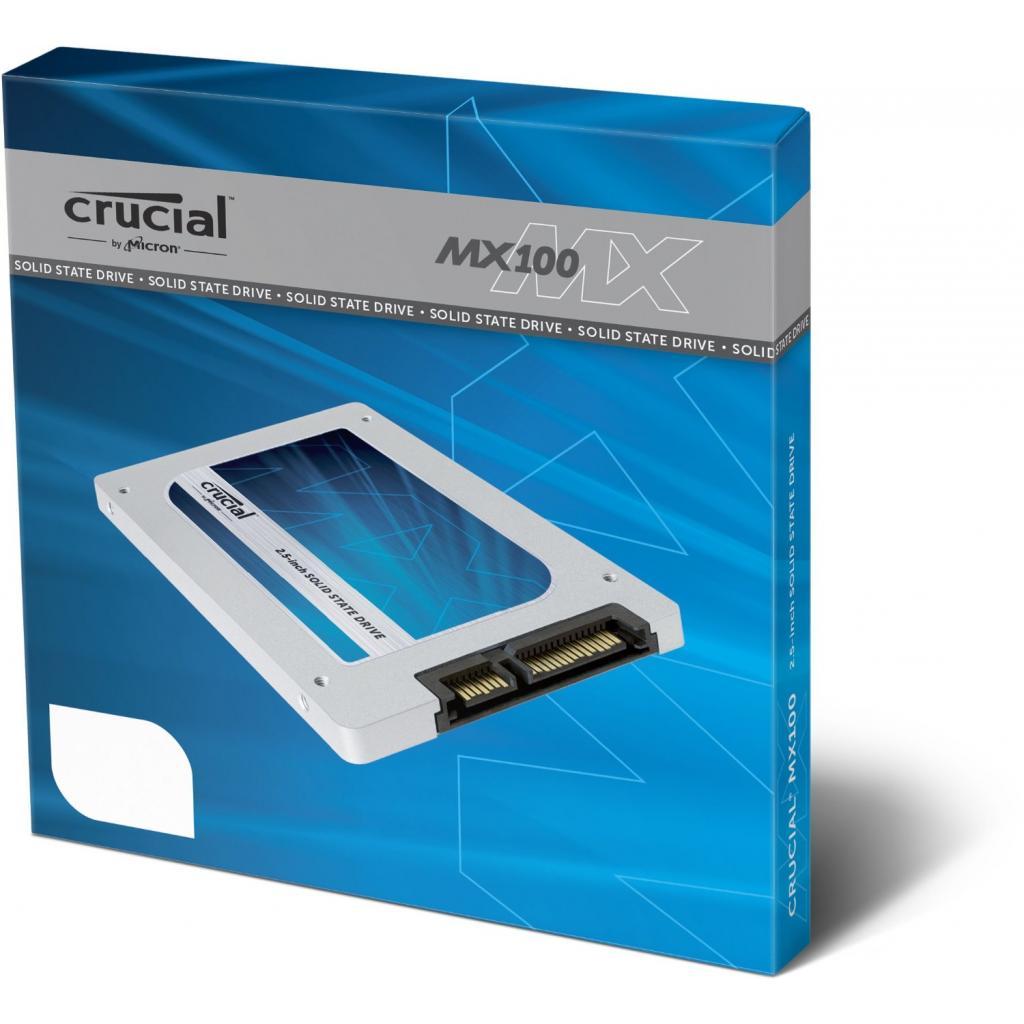 """Накопитель SSD 2.5"""" 256GB MICRON (CT256MX100SSD1_OEM) изображение 4"""