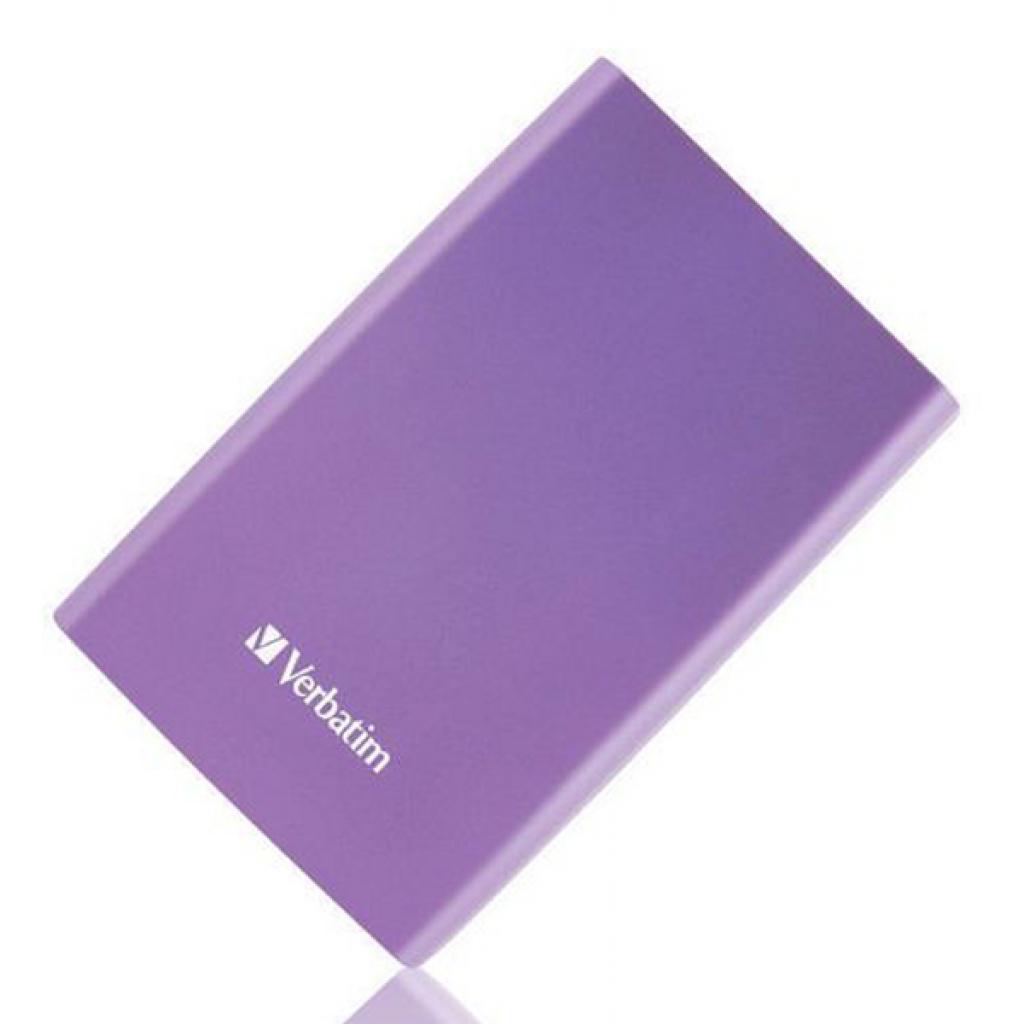 """Внешний жесткий диск 2.5"""" 1TB Verbatim (53077) изображение 6"""