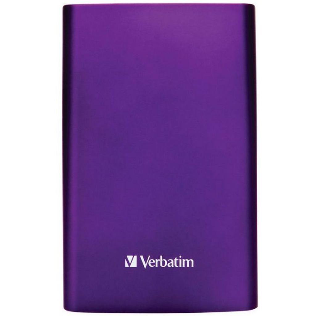 """Внешний жесткий диск 2.5"""" 1TB Verbatim (53077)"""